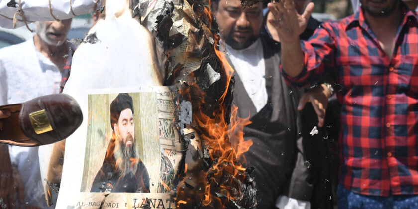 Who Will Replace ISIS' Caliph When He Goes to Hell?