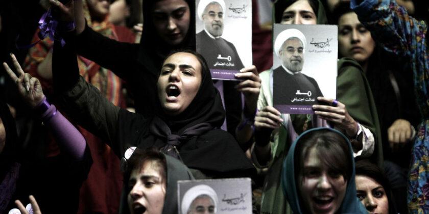 'Reformist' Rouhani Fights Hardliners in 2nd Iranian Presidential Debate