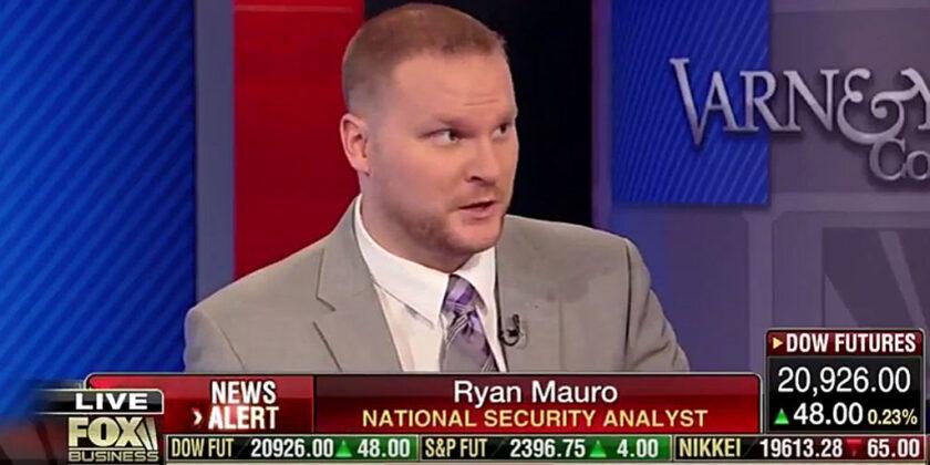 Mauro on Fox: Beware of ISIS 'Grey Zone' Destruction Plan