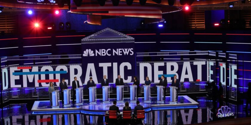 Democrat Debates Round One: What's the Worst Nat'l Security Threat?