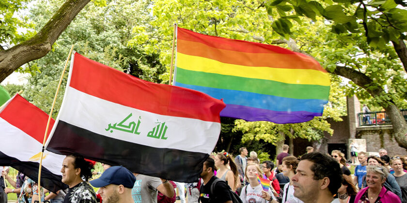 Syrian Kurds Declare 'Respect for Homosexual Rights'